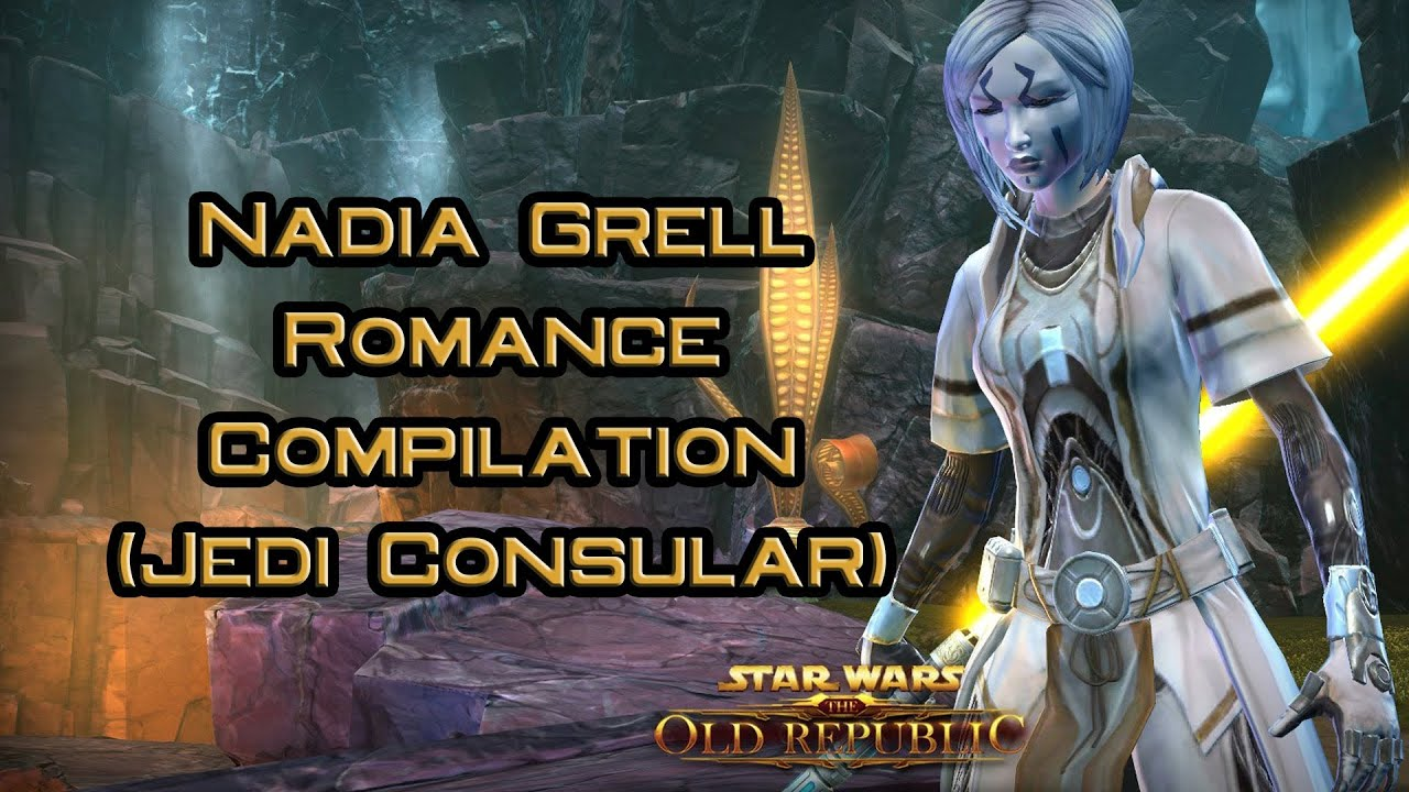 Swtor nadia grell romance compilation jedi consular for Who is a consular
