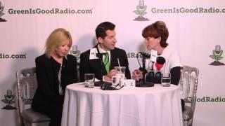 GreenIsGood Hollywood - Frances Fisher