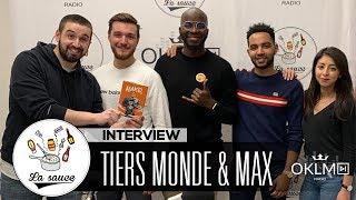 TIERS MONDE & MAX présentent le manga NAKO - #LaSauce sur OKLM Radio 13/03/19