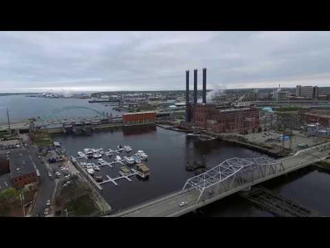 Port of Providence Rhode Island