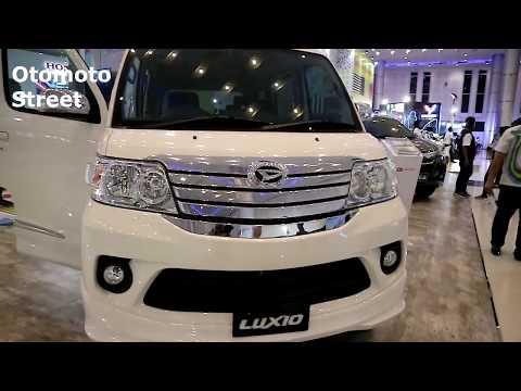 Daihatsu Luxio X 2020, White Colour ,Exterior And Interior