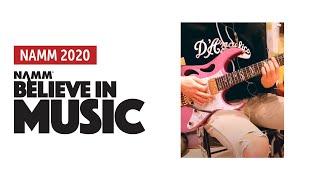 NAMM 2020: Ibanez Steve Vai PIA Sound Demo (no talking)