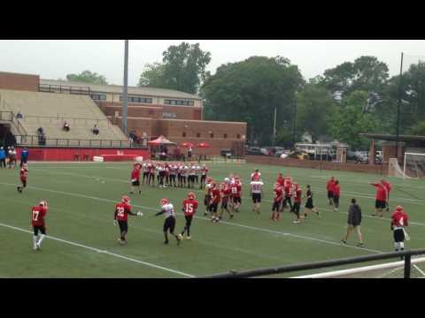 Woodward Middle School Football