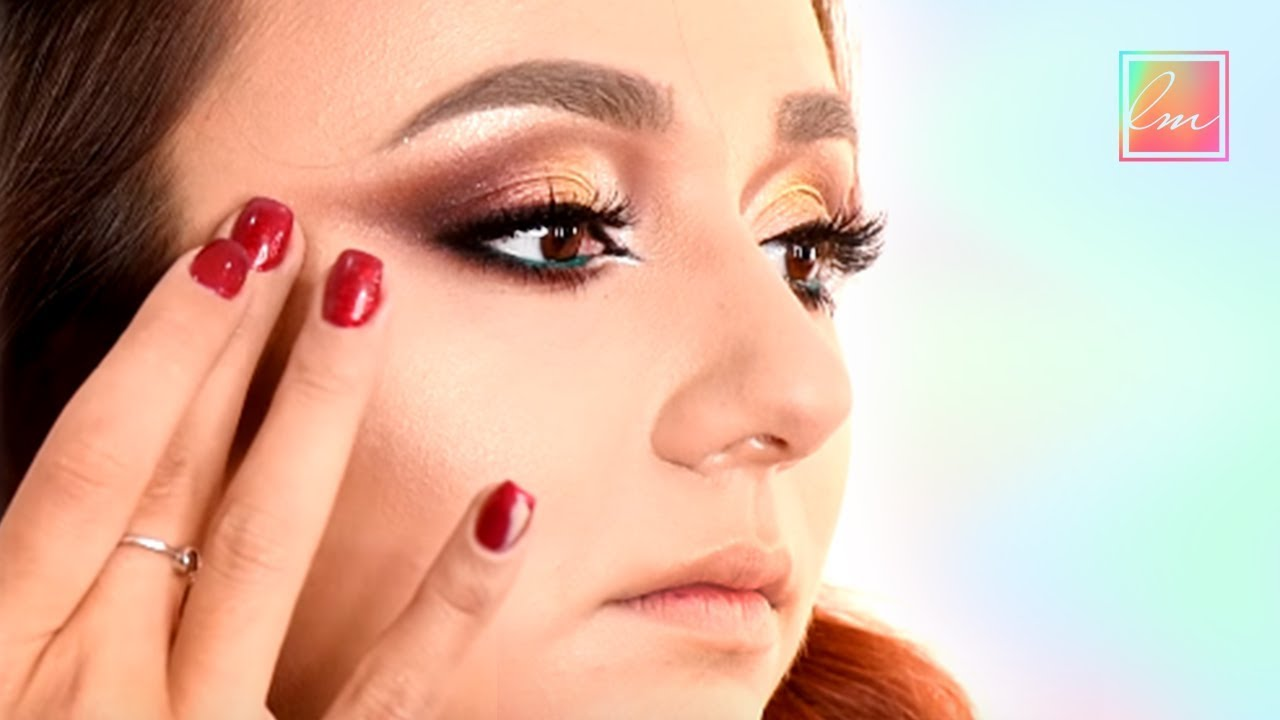 Evening Makeup Tutorial Lectii De Machiaj Youtube