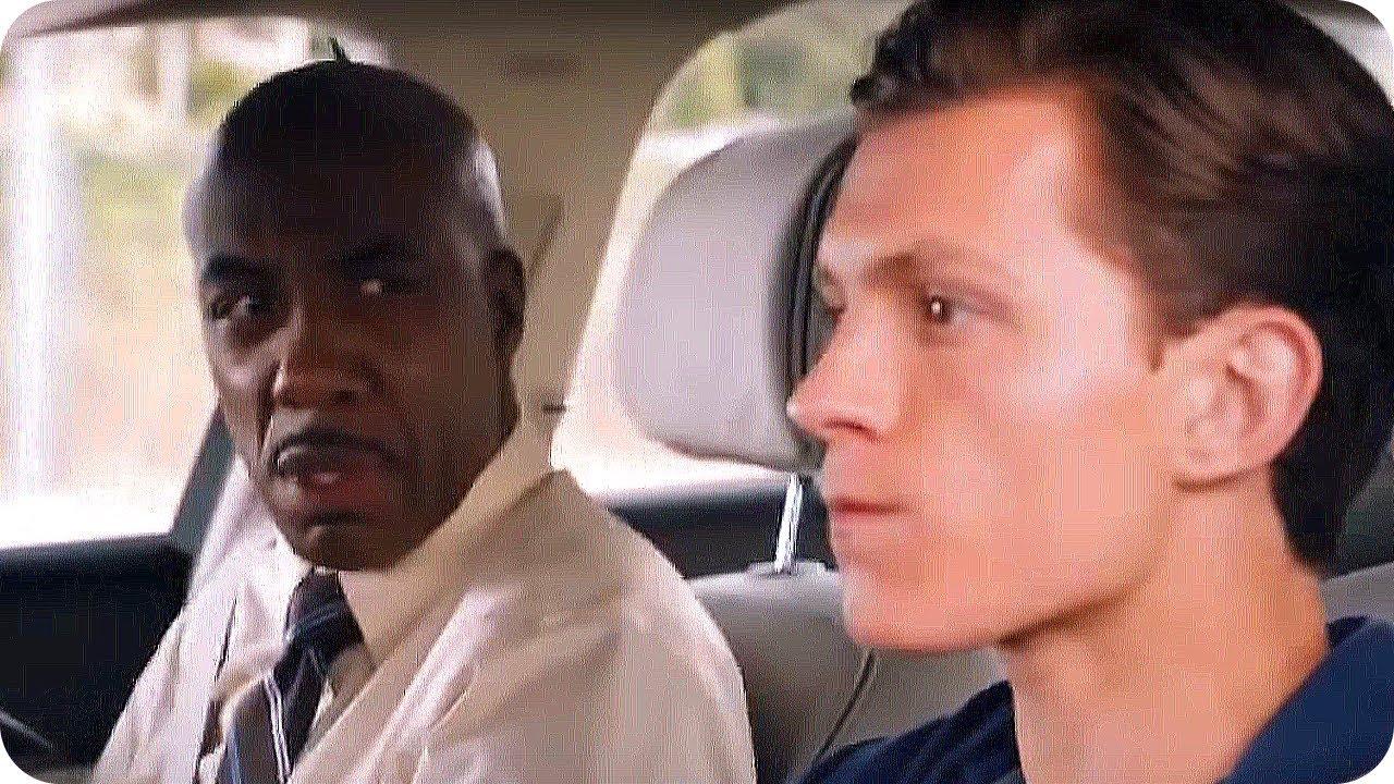 "SPIDER-MAN: HOMECOMING ""Driving Test"" Trailer (2017) Marvel, Superhero Movie HD"
