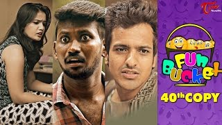 Fun Bucket | 40th Copy | Funny Videos | by Harsha Annavarapu | #TeluguComedyWebSeries