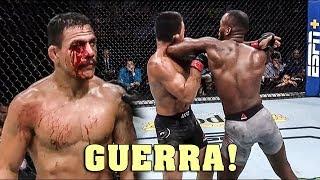 Rafael dos Anjos VS Leon Edwards - RESULTADO DA LUTA UFC San Antonio #resenha