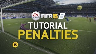 FIFA 15 Tutorial: How To Score Penalties