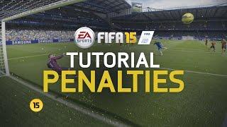 FIFA 15 Tutorial: How To Score Penalties