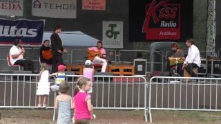 Martin Bies & Flamenco clan, Otrokovické letní slavnosti, 18. 7. 2015