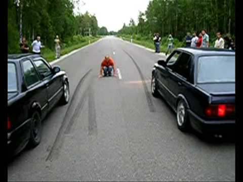 Illegal Narva Street Racing