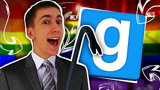 WALK IN THE RAVE!!!! | Gmod Death Run