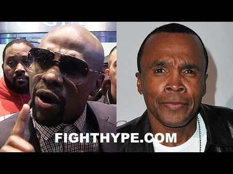 "MAYWEATHER TRADES WORDS WITH SUGAR RAY LEONARD; INSISTS HE DID IT BETTER THAN LEGENDS: ""SUCH A DON"""