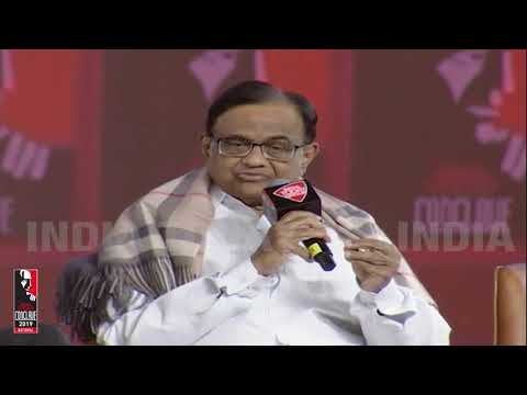 The Indian Air Force Has Not Claimed Anything About Causalities : P Chidambaram | IT Conclave 2019