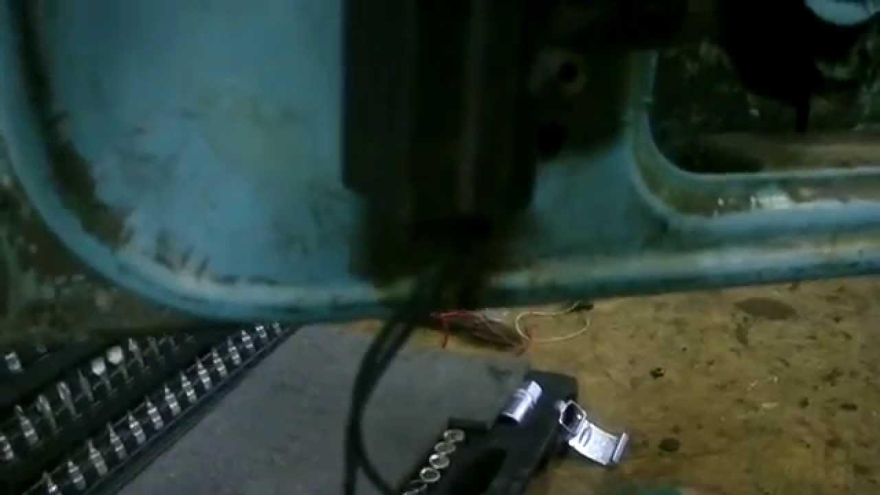 подключение сигнализации ваз 2101 схема подключения