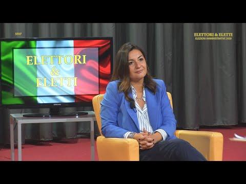 Elettori & Eletti 2020: Marina Nenna, candidat lista con Emiliano al consiglio comunale di Trani