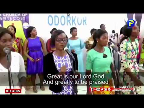 Great is our Lord God ~ COP 2018 Theme Song