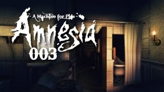 AMNESIA: A MACHINE FOR PIGS #003 - Der Horror beginnt [HD+] [Facecam] | Let