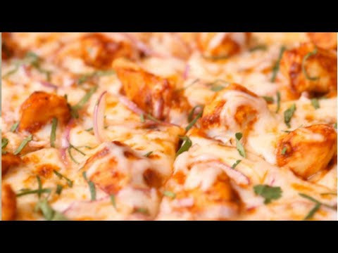 California Pizza Kitchen's BBQ Chicken Pizza Recipe Get the Dish