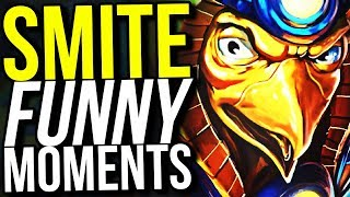 GOD OF SNIPES AND BOUNCES! - SMITE FUNNY MOMENTS