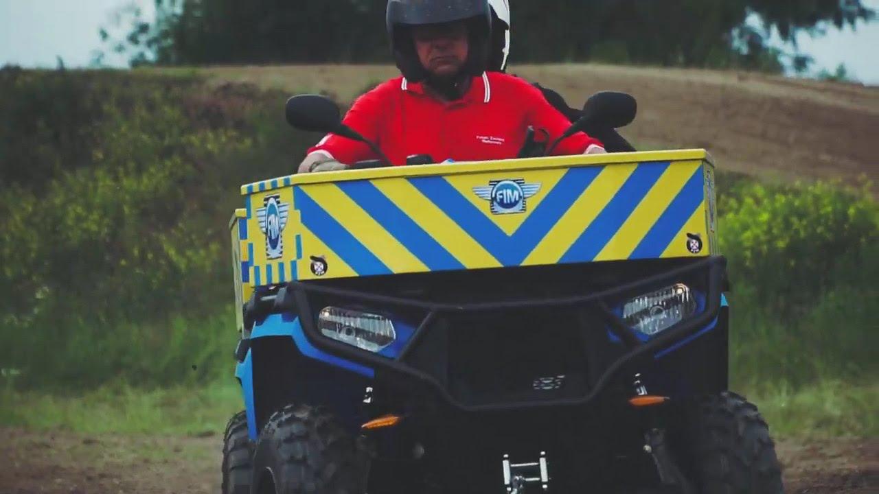 Innowacyjny sprzęt ratowniczy - PZM Sport Motocyklowy