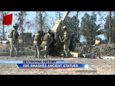 Biggest Offensive Yet in Northern Iraq Against ISIS 1:55