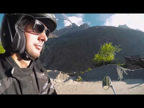 Manali - Leh (Ladakh) Royal Enfield Adventure Road Trip - HD GoPro