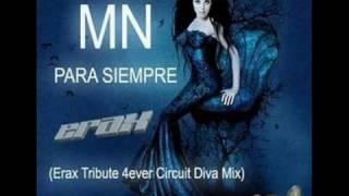 Monica Naranjo - Nada Es Para Siempre - Erax Tribute 4Ever Circuit Diva Extended Mix
