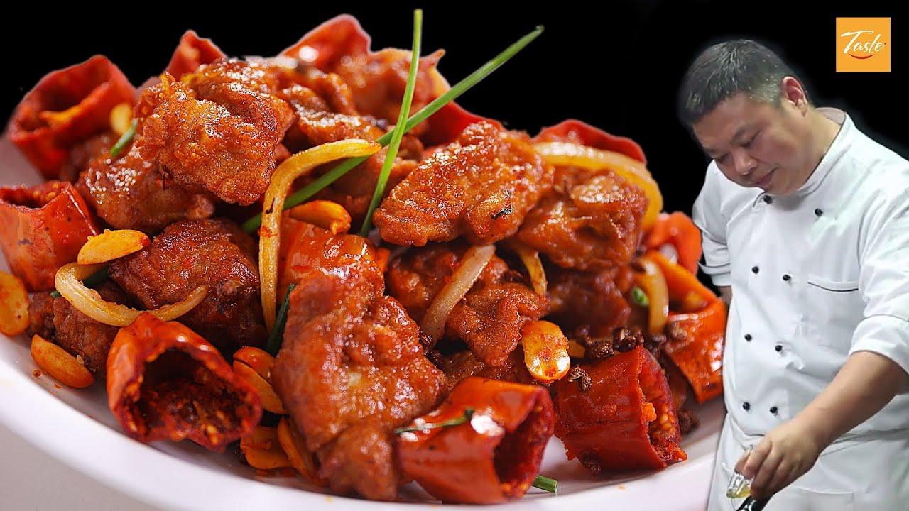 The Tastiest Fried Chicken Around The World   Chinese, Korean, USA ...