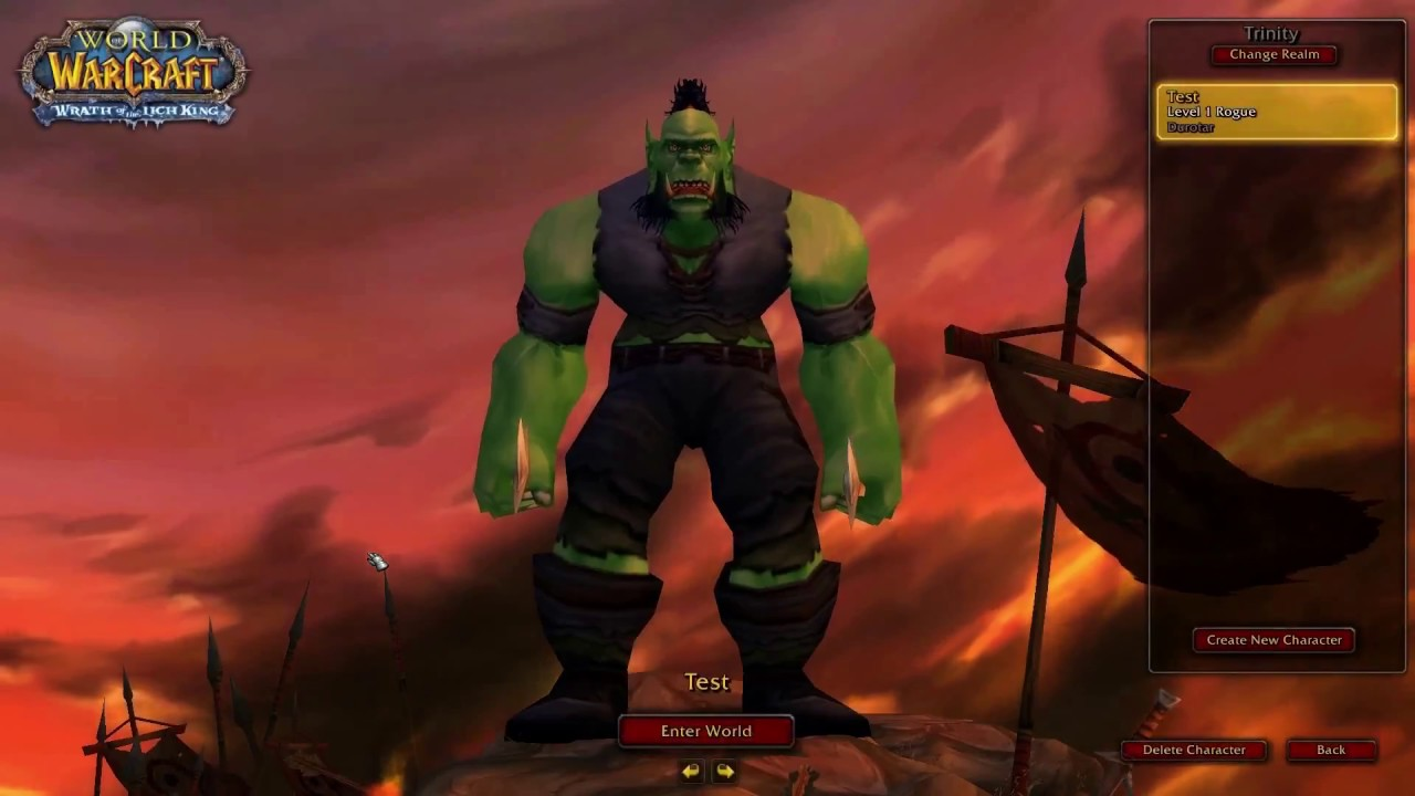 How To Create A World Of Warcraft Private Server And Make It Public [2018]