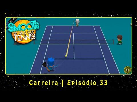 Smoots World Cup Tennis (PC) Carreira | Episódio 33 |
