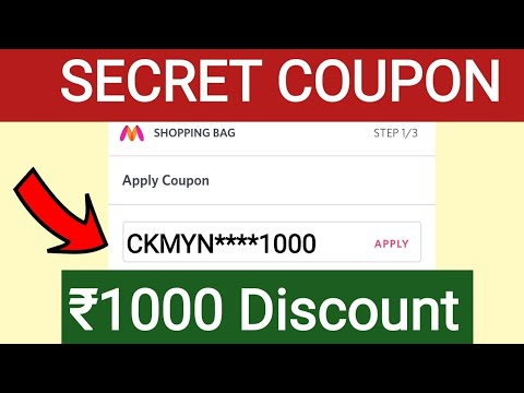 Myntra Coupon: How To Get Branded Clothes At Lowest Price | Myntra Coupon Codes 2019