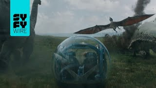 The Science Behind Jurassic World: A Paleontologist Speaks | SYFY WIRE