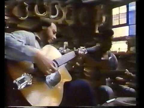 Boulou & Elios Ferré - Nuages & Minor Swing ('Django Legacy' - unseen footage)