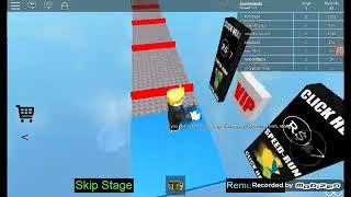 Principal Roblox di mapa Obby escape Karena... (Roblox solo)