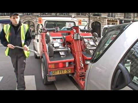 Fourrière : Touche Pas À Mon Auto !