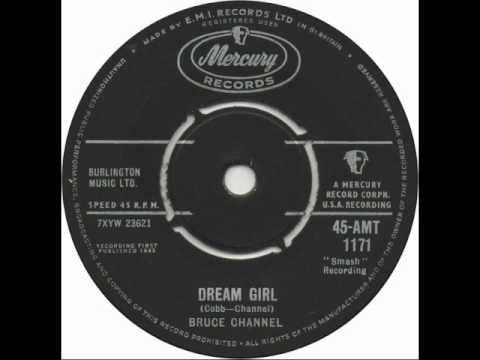 Bruce Channel  Dream Girl