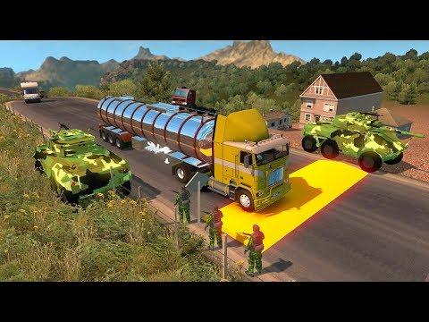 COLOMBIA | Freightliner FLB | Mucha Montaña De Sogamoso a Pamplona