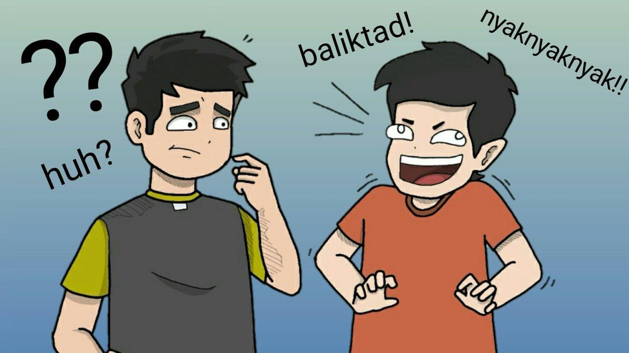Katangahan experience Ft. PepeSan Animations ( pinoy animation )