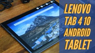 Lenovo Tab 4 10 Review [India]