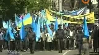 Россия и Украина должны это видеть! КАК НАЧНЕТСЯ ВОЙНА В КРЫМУ  по российскому сценарию (2009г)