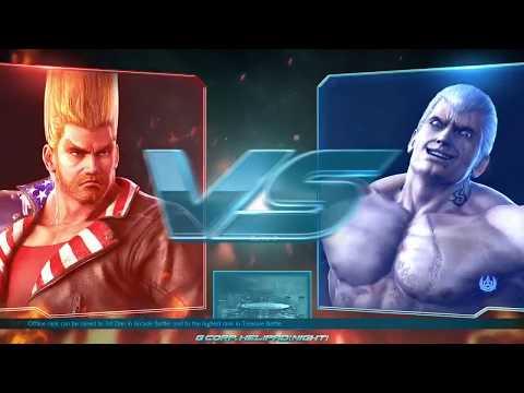 Tekken tournament 4/21/2018 Grand Finals