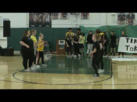 Nordonia High School Lip Sync 2019-20 Freshman Class (in 4K)
