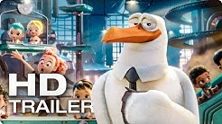STÖRCHE Trailer German Deutsch (2016) Storks