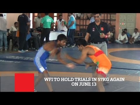 WFI To Hold Trials In 57Kg Again On June 13