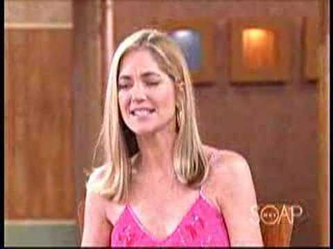 Soap Talk Kassie Depaiva May 2005 Part 1 Youtube