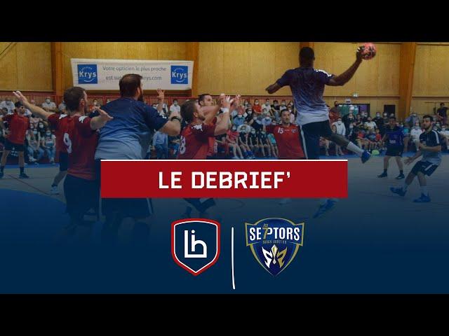 #WARMUP : Limoges - Saran le débrief'