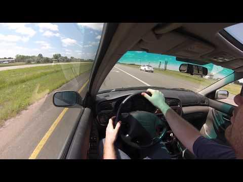 2000 Subaru Legacy GT Wagon Test Drive