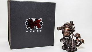 LoL - Teemo Statue unboxing!