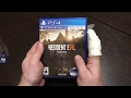 watch he video of Resident Evil 7 Biohazard Unboxing  PS4 Controller Skin